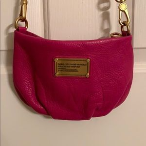 Marc by Marc Jacobs Small Crossbody in Magenta